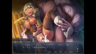 【魔将の贄3】セシルがエロい!